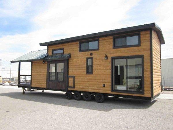 Nashua Park Models | Tiny house plans, House plans, Model on