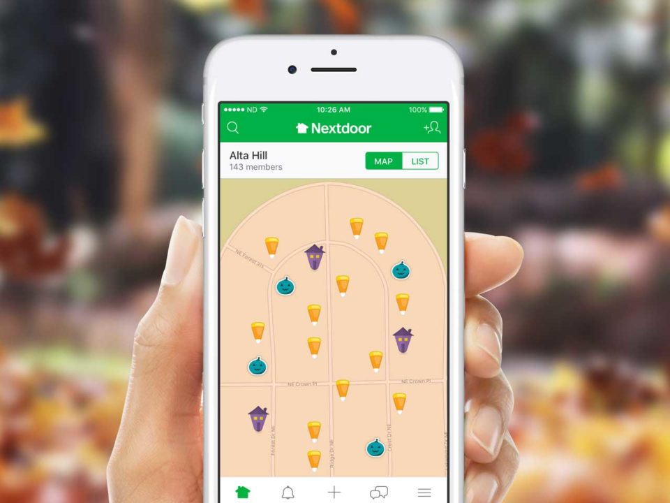 Don't Go TrickorTreating Without These Apps Nextdoor