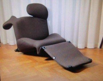 Poltrona chaise longue Cassina Wink: 1.800 €
