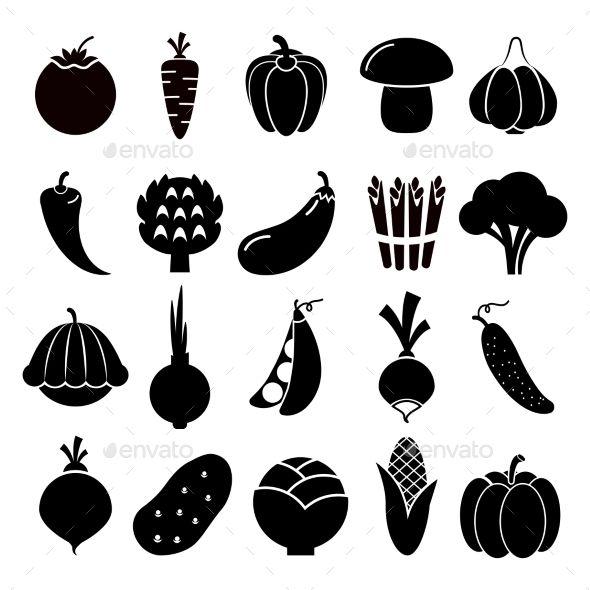 vegetables silhouettes stuffed mushrooms silhouette vegetable pictures vegetables silhouettes stuffed