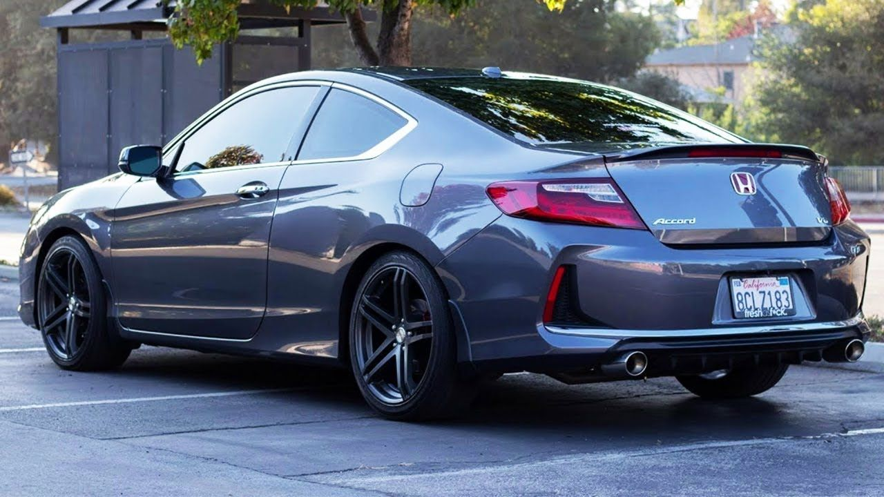 2020 HONDA Accord Coupe interior, exterior and drive in
