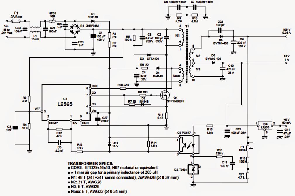 Led Driver Circuit Design Project Using Tca62735aflg Led Driver Ic