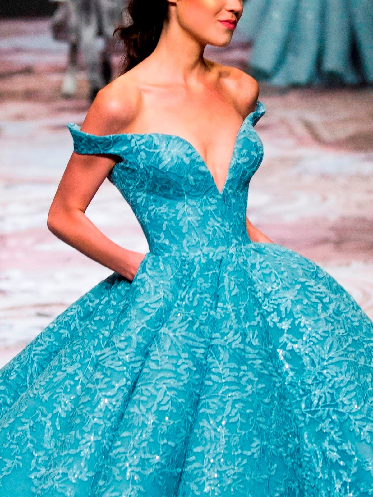 Michael Cinco: Fairytale Couture | ZsaZsa Bellagio - Like No Other ...