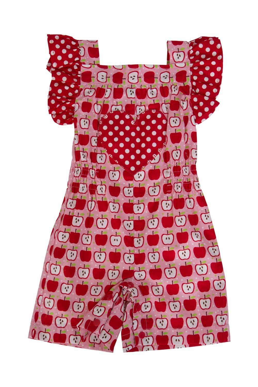 Oobi Bambina Classic Apple Playsuit - Kids Playsuits Overalls at Birdsnest  Women s Fashion 2bcaeaa0b