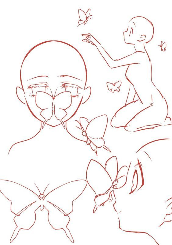 Pin By Hasnagah Astralala On Phat Họa Nhan Vật In 2020 Drawing Reference Poses Anime Poses Reference Art Reference Poses