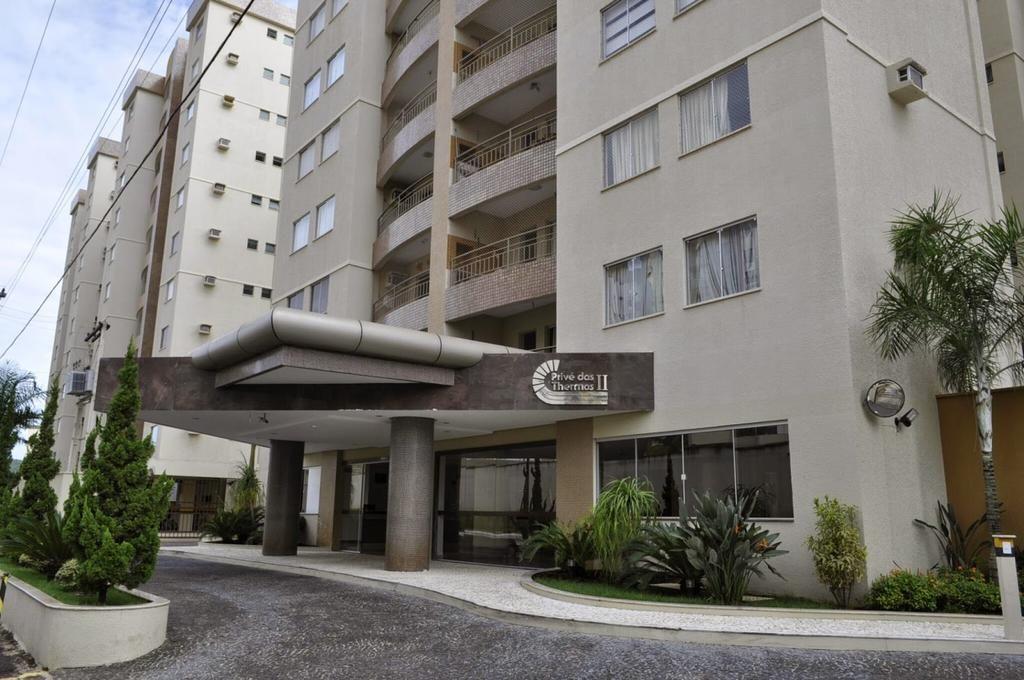 Apartamento Prive das Thermas II Achei