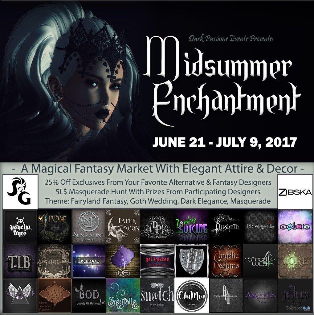 Midsummer Enchantment 2017 Fair & Hunt