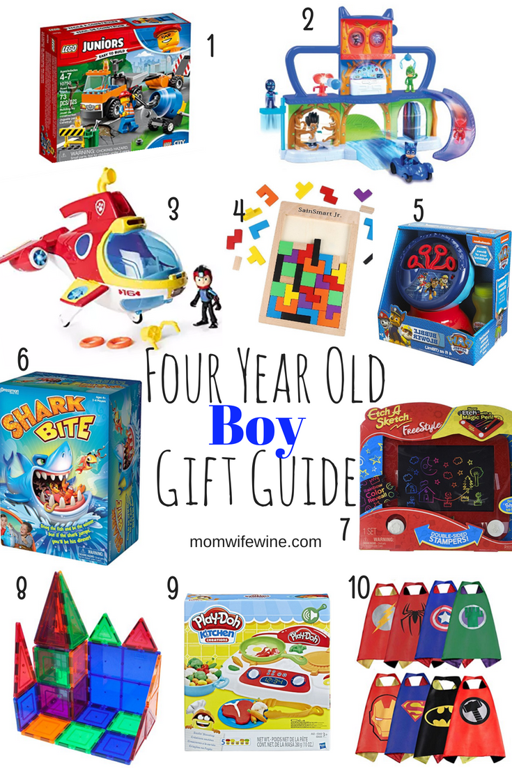 Four Year Old Boy Gift Guide The Perfect Gifts For A 4