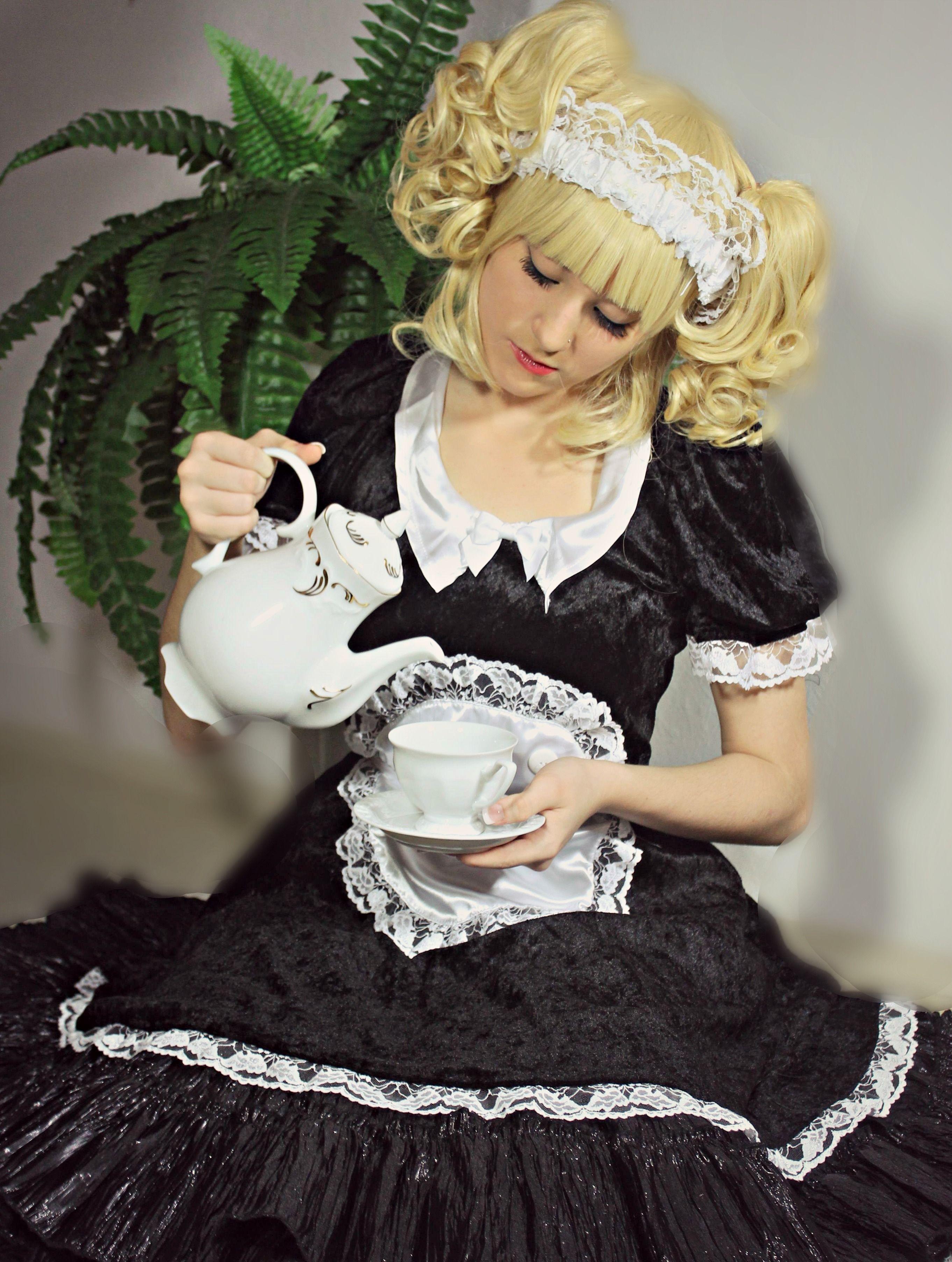 9bc153419e Maid Crossdressing -Scarlett-Darleen French Maid
