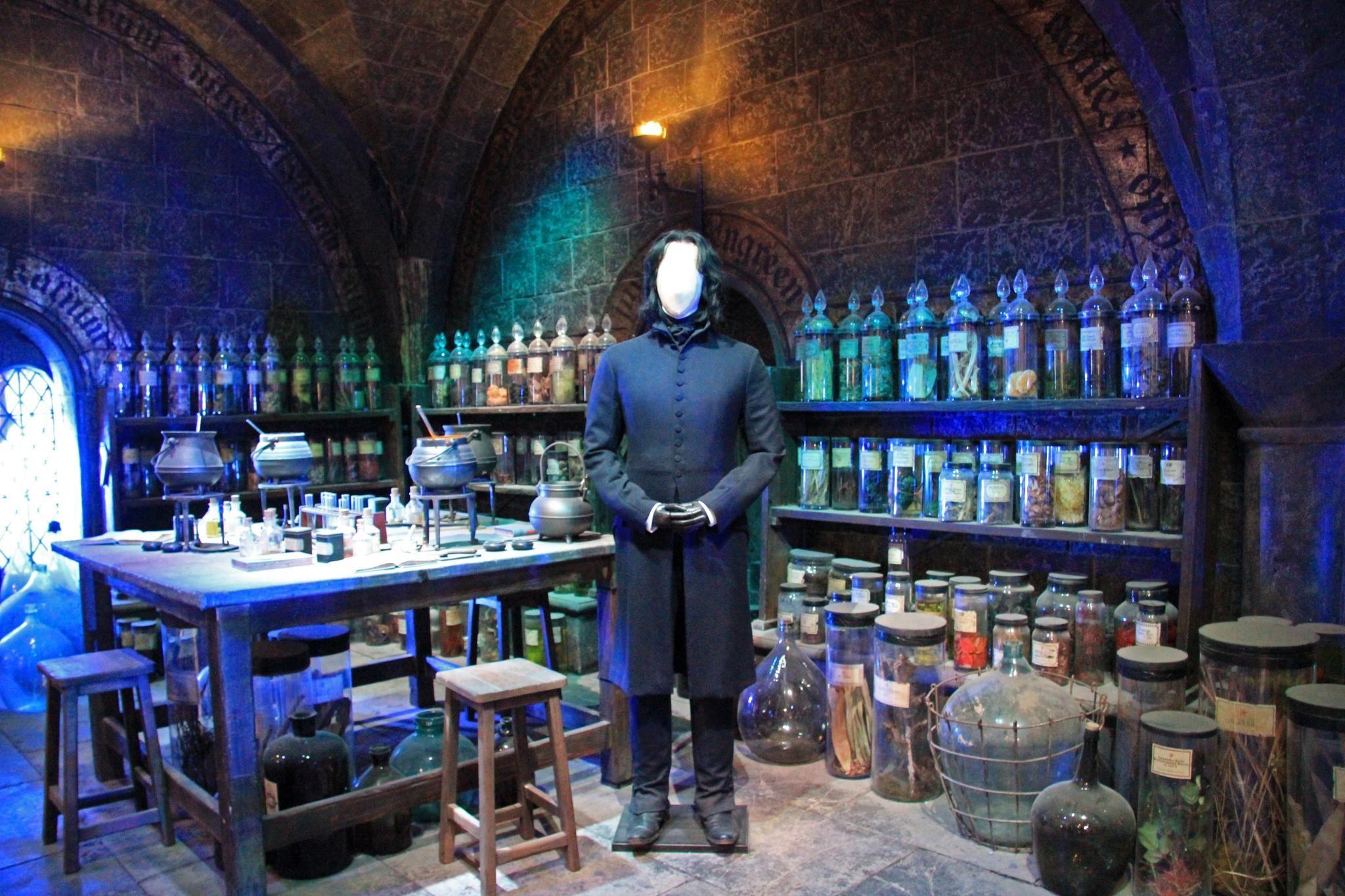 Das Zaubertrank Zimmer
