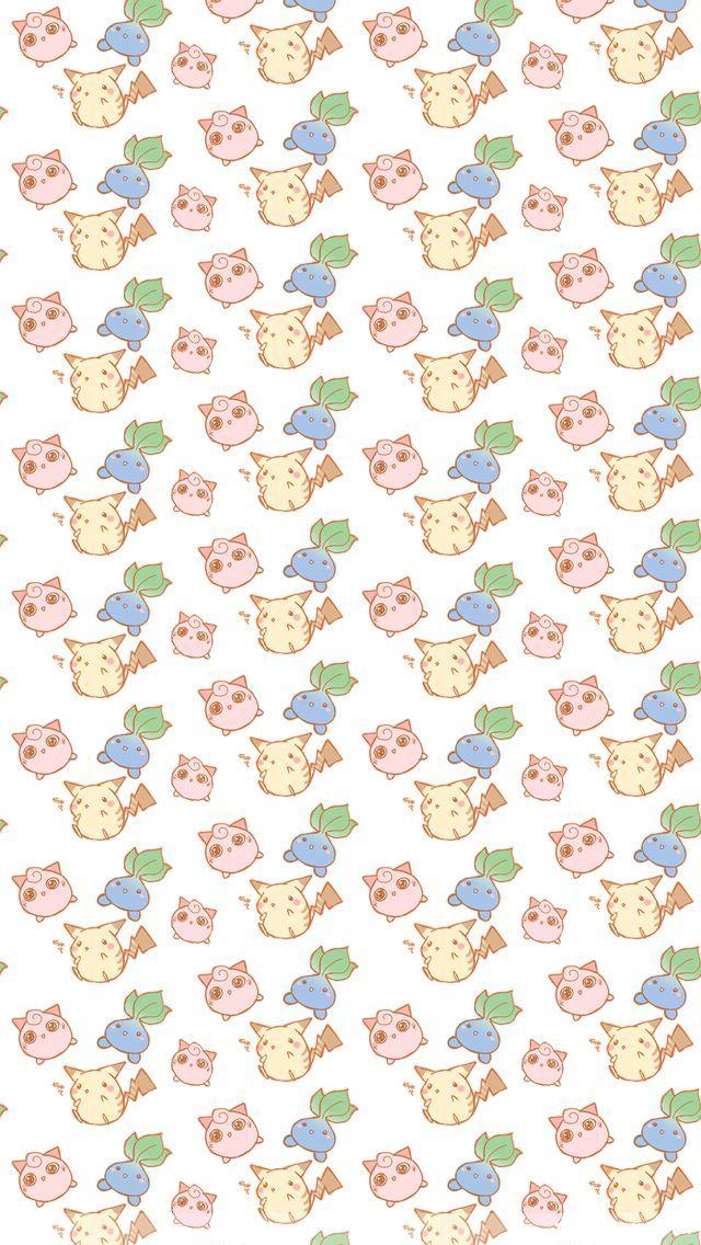 Tap And Get The Free App Art Creative Cartoon Pokemon Minamalistic Pattern Multicolor Pokemon Android Wallpaper Wallpaper Iphone Cute Cute Pokemon Wallpaper