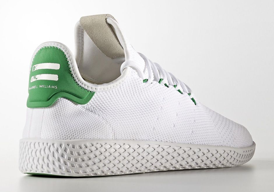 Pharrell Williams X Adidas Pw Tennis Hu Where To Buy What S