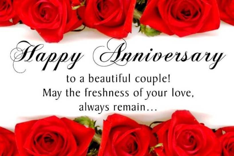 Happy Anniversary Wishes, Quotes, Images, Cards and