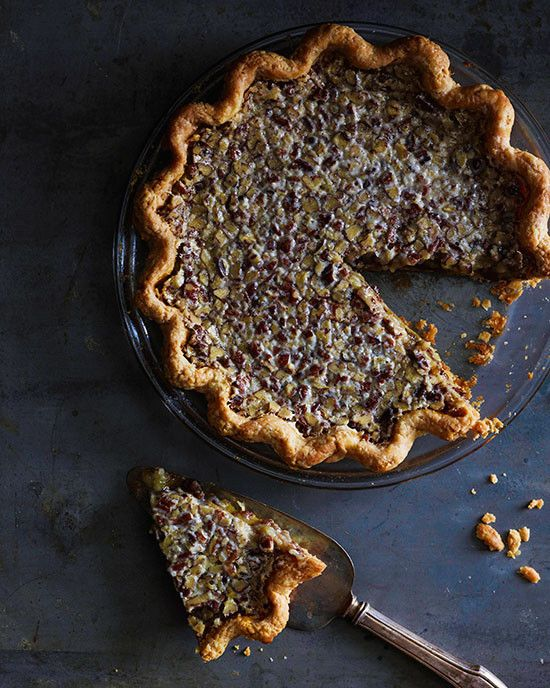 31 Days Of Pie Day 9 Buttermilk Pecan Pie With Raisins Sweet Treats Recipes How Sweet Eats Sweet Recipes