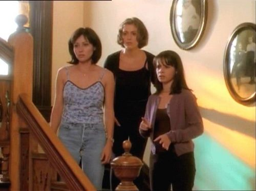 Charmed Image Season 1 Charmed Season 1 Charmed Tv Show Charmed Sisters