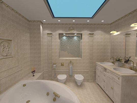 Hitdecors Org The Leading Hit Decors Site On The Net False Ceiling Design Bathroom Design Small Ceiling Design Small bathroom bathroom false ceiling