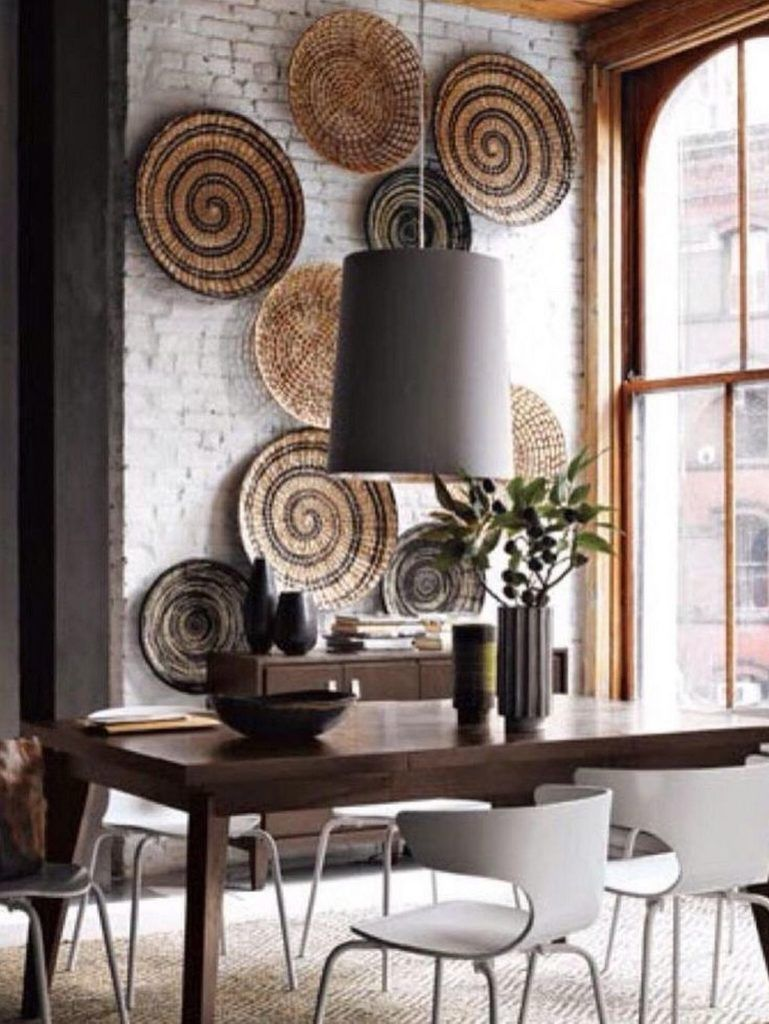 Pin On Tribals Boho African decor dining room