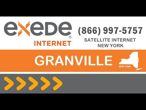 Granville satellite internet - Exede Internet packages deals and offers best internet service provider in Granville New York.