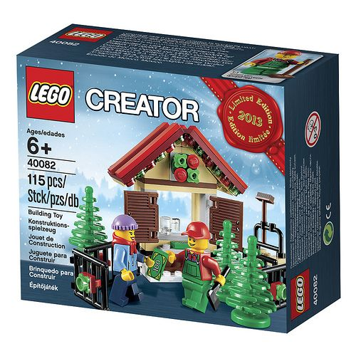 LEGO 40138 Creator Christmas Train 2015 Limited Edition Factory Sealed Brand New