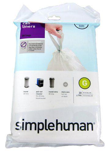Costco Simplehuman Trash Can