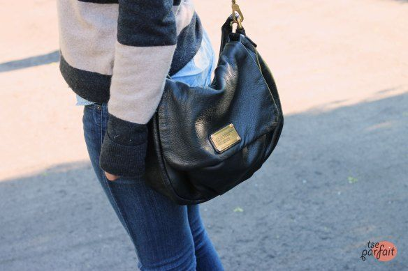 black leather bag :: Ukita by Marc by Marc Jacobs