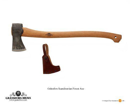 Gransfors Bruks Scandinavian Forest Axe Amazon Com Axe Scandinavian Wood Worker