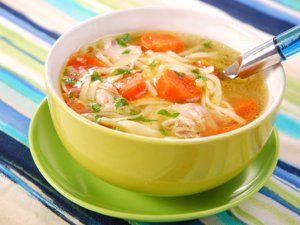 Get an enticing treat through the lively Slow Cooker Chicken Noodle Soup