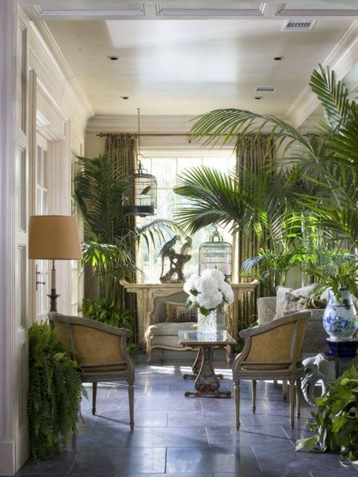 int rieur classic et tr s chic l 39 aide de meuble colonial maisons coloniales. Black Bedroom Furniture Sets. Home Design Ideas