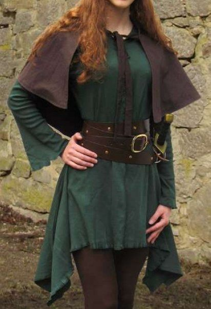 Outfit inspiration - druid