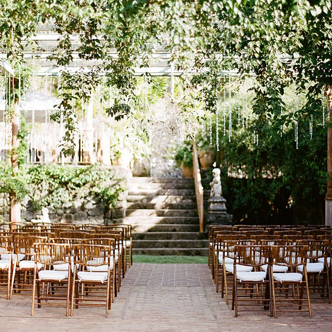 50 romantic wedding venues in the us destination wedding owner sylvia hamilton kerr has transformed this former sugar mill built in 1857 into a wildly romantic wedding venue with a secret garden feel to it junglespirit Gallery
