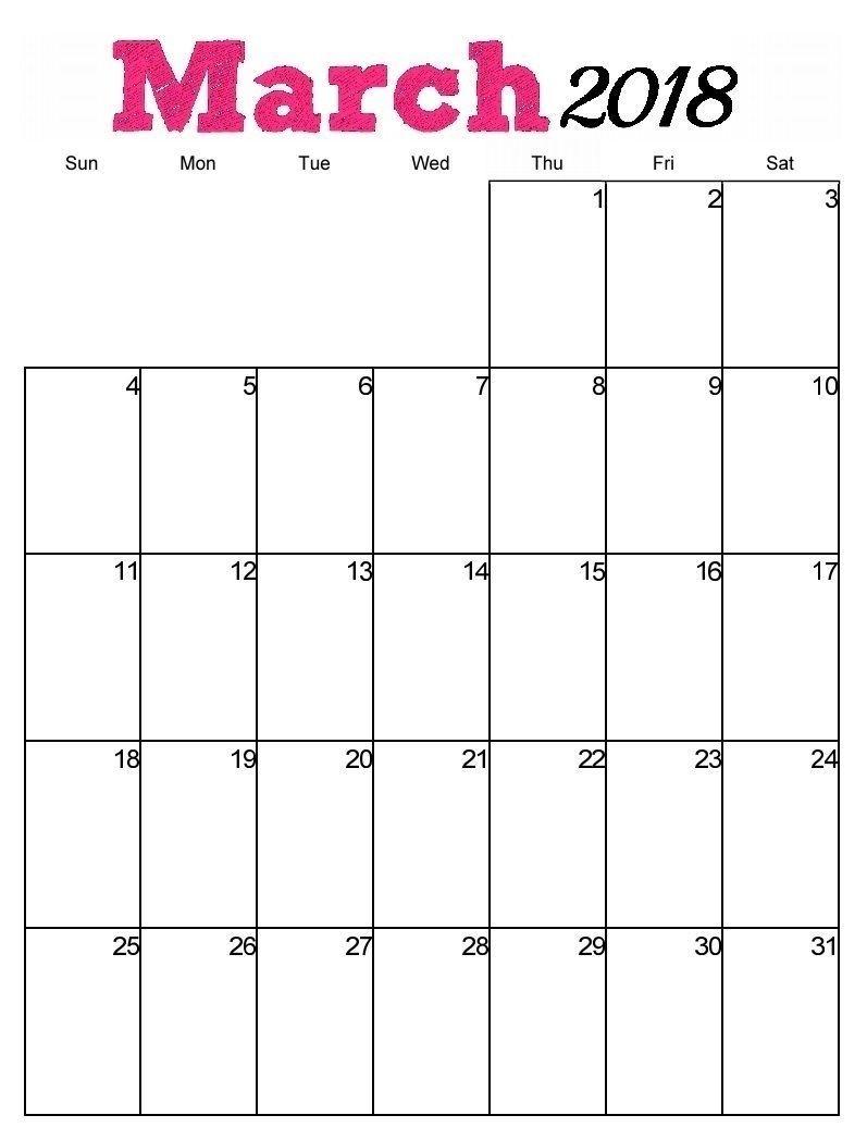 Null Printable Calendar November 2018 Blank Calendar Template Dowload Calendar Printables Calendar Template Blank Calendar Template