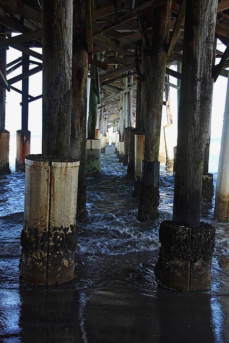 Crisscross - Cocoa Beach Pier - Florida USA