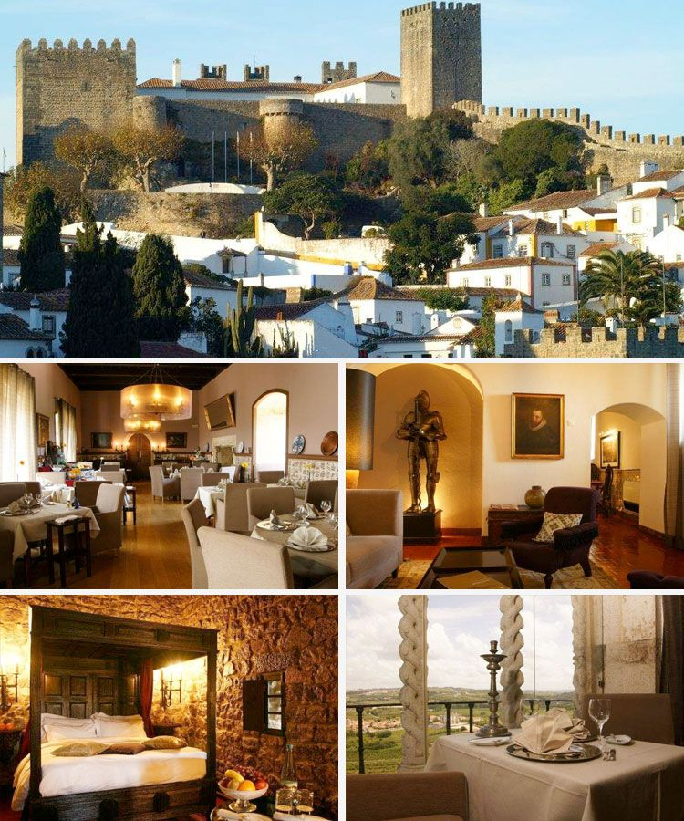 Portugal's Pousadas: Historic Accommodations with Contemporary Luxury - Pousadas de Portugal: hoteles históricos con lujo contemporáneo.
