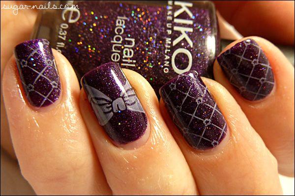 Sweet Sugar: Purple Goodness by Kiko