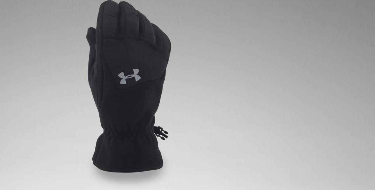 Men's UA ColdGear® Infrared Fleece Gloves