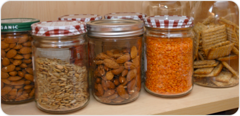 Invasion Of The Pantry Moths How To Prevent Or Get Rid Of Moths In Your Pantry Or Cupboard