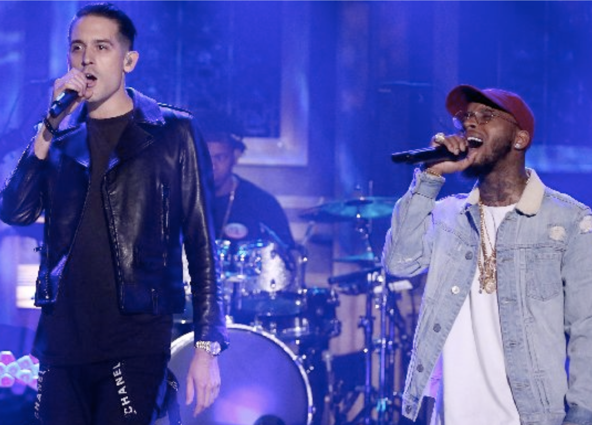 Video: G-Eazy & Tory Lanez Perform 'Drifting' on The Tonight