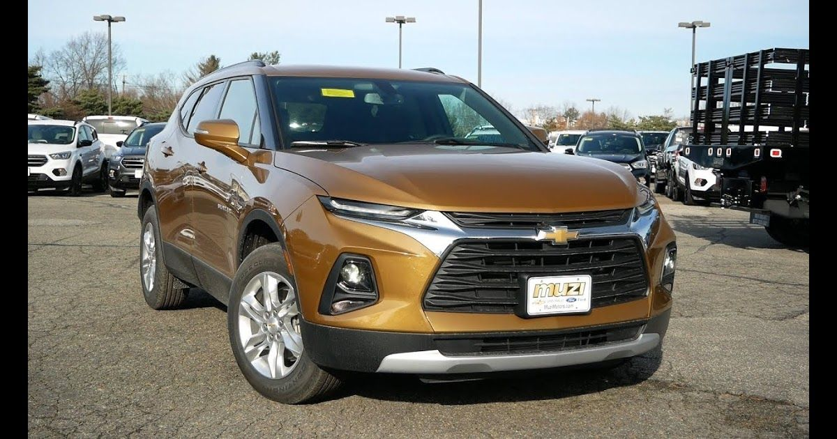 2019 Chevy Blazer 1lt Review Start Up Revs And Walk In 2020