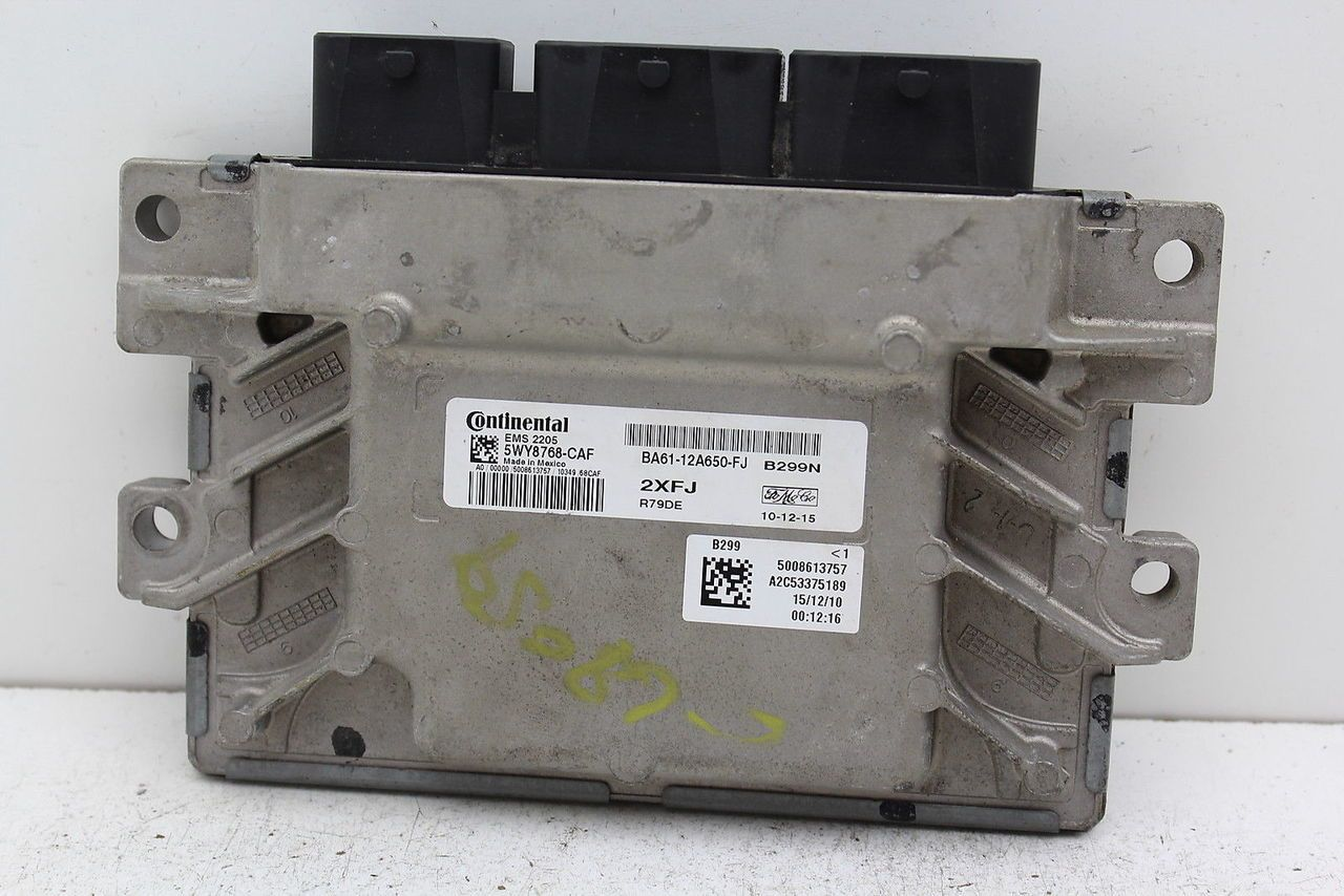 2010 10 TOWN /& COUNTRY CARAVAN 3.3L COMPUTER BRAIN ENGINE CONTROL ECU ECM MODULE