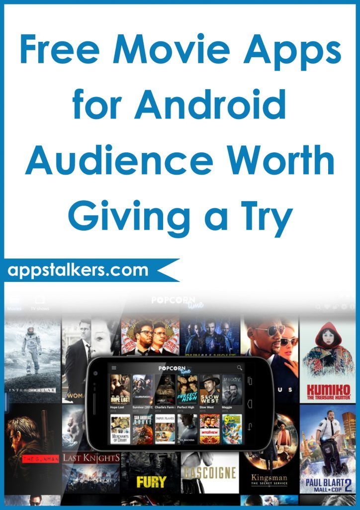 50 Best & Free Movie Apps for Android and iPhone Free
