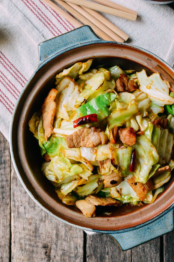 Chinese Cabbage Stir-Fry | The Woks of Life