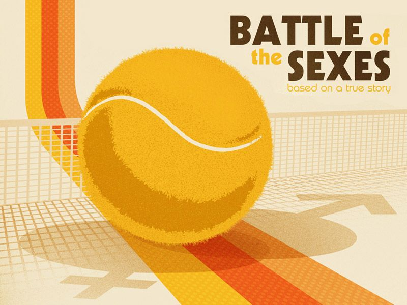 Battle Of The Sexes Poster New Movies Battle Poster