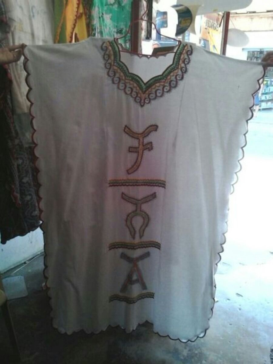 6d4aaf4be Mantas Wayuu - $ 150.000 en MercadoLibre   VESTIDOS BORDADOS BLUSAS ...