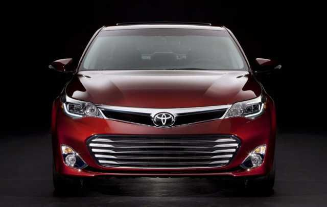 2017 Toyota Avalon Changes And Price Http Toyotacarhq