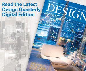 Read Interior Design instructor Paola Gavilanez' article: Misunderstood profession, Design Quarterly, Winter 2012