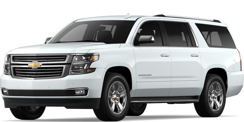 Where Have I Seen This Before Hummmm Chevy Suburban Suv