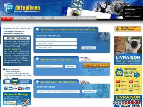 meilleur site carte grise Avis autopieces.pro | Meilleur site internet, Site de rencontre