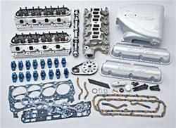 Trick Flow Specialties Tfs K514 360350b Trick Flow 360 Hp Twisted Wedge Top End Engine Kits For Ford 5 0l Top End Valve Cover 1993 Ford Mustang