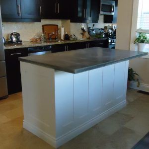 Granite Countertop Overhang With Images Kitchen Remodel