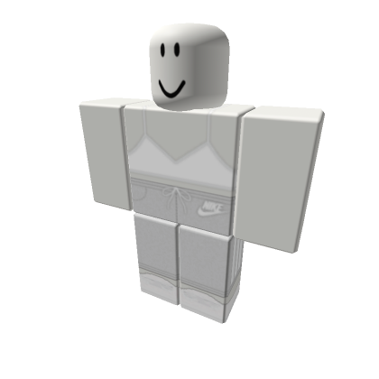 Customize Your Avatar With The Whitetopwnikesweats And Millions Of Other Items Mix Match This Pants With Other I Ripped Shorts Roblox Shirt Create An Avatar